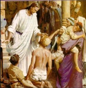 Yehoshua tinha alegria em atender àqueles que o procuravam, embora visse muito além em suas vidas.
