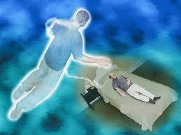 A levitação do Duplo Etérico. Ele é a cópia exata do corpo físico e vice-versa.