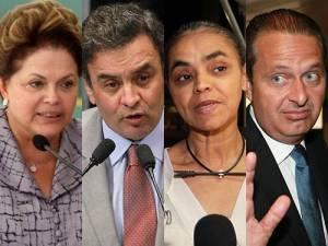 Desta gangue só uma pode ser a esperança para o brasileiro. Uma fraca esperança.
