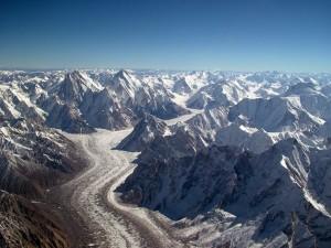 Caminhos do Himalaia. Por caminhos semelhantes a família de Yehoshua chegou a Hemi.