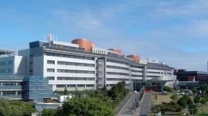 Eis um Hospital na terra que bem pode ser modelo para um do Super-Etérico.