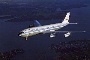 Você lava jato quando lava um avião como este.