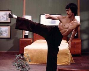 Era dono de um invejável controle do corpo, ou cavalo físico, como dizia meu Sitaigong Wu Chao-siang..