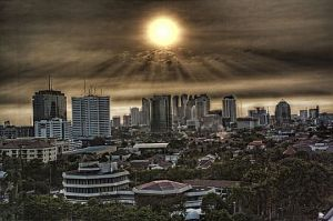 Jakarta, sobre a qual nós, brasileiros Zé Nings, não sabemos de nada.