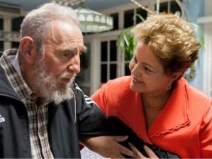 """""""Amorzinho, você não quer ir se tratar no Mais Médico, lá no Brasil? O pessoa é bom mesmo. Afinal, são daqui, entende?"""""""