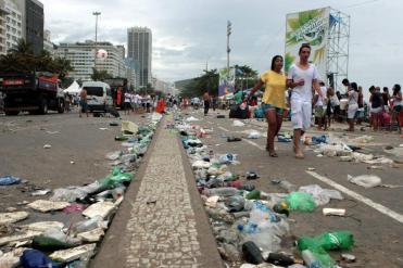 SUJEIRA NO RIO DE JANEIRO