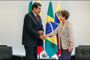 """Brasileiros, com amigos como este, para onde irá nossa Presidência? E nós?"""""""