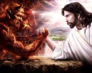 Pelos séculos que durar o Manvantara em que estamos, Yehoshua e Belphegor  se empenharão numa luta sem tréguas.
