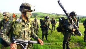 """Soldados do Exército são treinados para a GUERRA, não para praticar o policiamento """"delicado"""" urbano."""