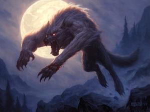 Lobisomem pode ser uma lenda, mas quando se está na escuridão e ouve um uivo...