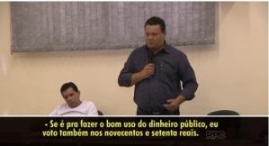 Pressionados pelo povo revoltado, Vereadores de Santo Antônio da Plantina reduzem os próprios salários.
