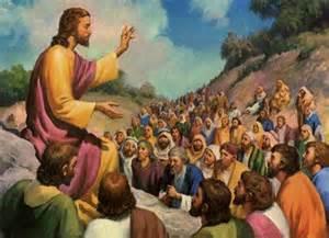 Do que Ele mais gostava era de falar às multidões. Não fazia distinção entre as pessoas, desde que não fossem egoístas e más de coração.