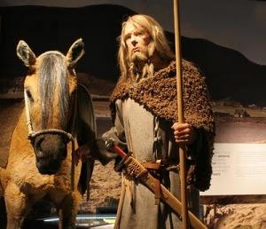 Dizia-se que um celta sem sua montaria não era um celta.