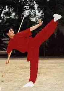 Há séculos a prática do wushu chinês fascina as pessoas. Mas poucos são os que primam pela filosofia da Arte. Focam no bater somente.