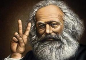 Karl Marx, o pensador que terminou nos legando uma diarréia ideológica dos diabos. O Lula que o diga.