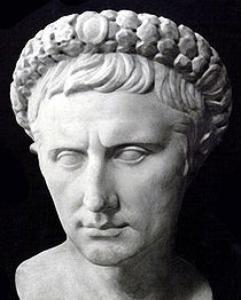 Tibério, imperador romano ao tempo de Yehoshua, tinha esta aparência.
