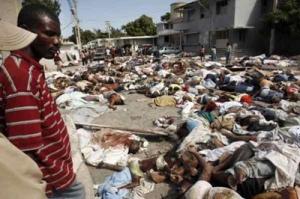 Isto ainda é o holocausto. Não de judeus, mas de outros irmãos humanos, o que não faz diferença.