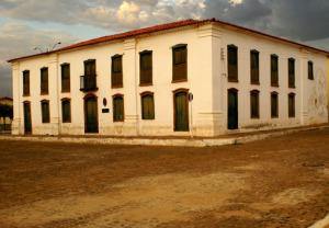 Eis a Casa de Câmara e Cadeia, onde se estabelecera o Governo da província de São José do Piauí.