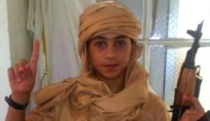 Quão longe de Deus está este pobre assassino muçulmano.