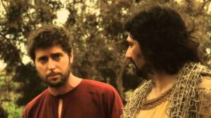Simão Barjonas e seu irmão André.