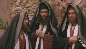 Rabis do tempo de Yehoshua. Fariseus que se julgavam os sábios dos sábios.