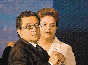 O Rei da Mentira, enviado de Satã para afundar nosso país. E Dilma, seu instrumento maior.
