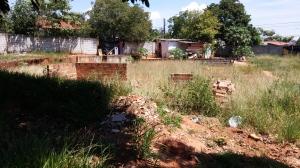Eis o estado em que se encontra a UPA prometida no governo petista da Prefeitura de Goiânia.