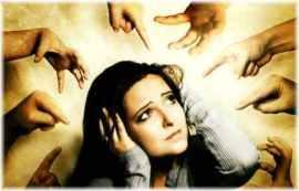 Não é raro encontrar mulheres que, usadas pelos homens, sofrem deles injustiças e acusações cruéis.