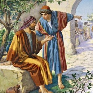 Filipe tenta convencer a Natanael sobre ser Yehoshua o verdadeiro Messias. E o convida a ir em sua companhia, conhecê-lo.