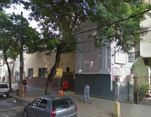 OM-AUM - Sede. Rua Isidro de Figueiredo, nº 21. Maracanã - Rio de Janeiro. Aqui comecei na Teosofia.