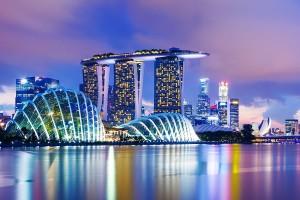 Singapura - uma cidade-país que deslumbra o mundo. E não é rica em terras , minerais ou pedras preciosas naturais. (www.pontosturisticosbrasil.org)