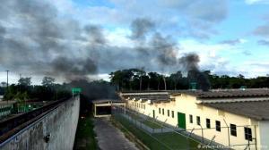 Em Manaus, trinta presos foram decapitados por seus próprios companheiros que queriam a atenção dos vespões e saúvas para as condições miseráveis a que são obrigados viver.