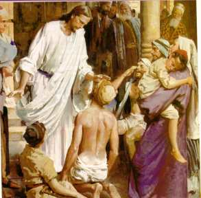 JESUS CURA DOENTES