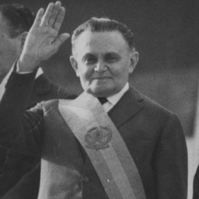 FOTO DO PRESIDENTE HUMBERTO DE ALENCAR CASTELO BRANCO