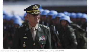 GENERAL EDUARDO VILLAS BOAS - CMT DAS FORÇAS ARMADAS