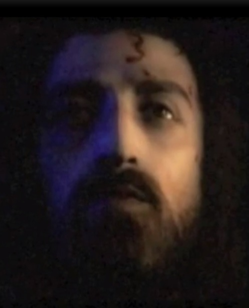 A VERADEIRA FACE DE JESUS...